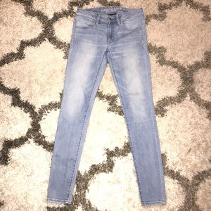 🖤American Eagle super super stretch Jeggings